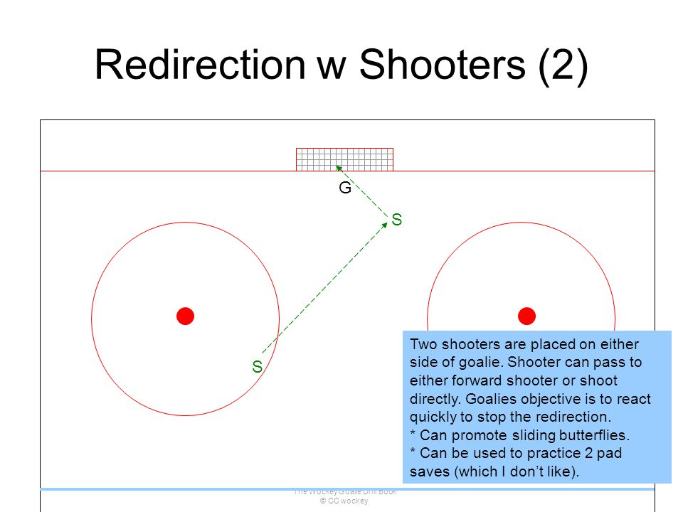 Redirection w Shooters (2)