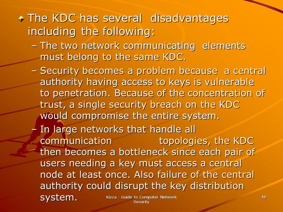 Kizza - Guide to Computer Network Security