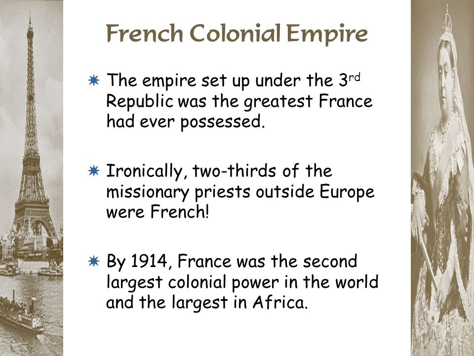 French Colonial Empire