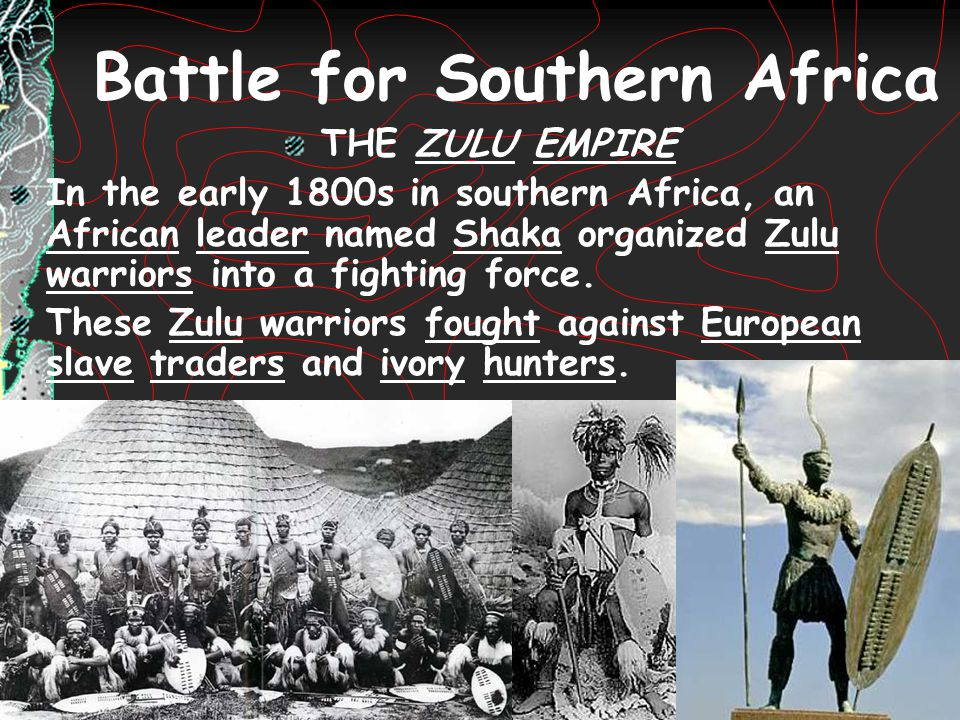 Battle for Southern Africa