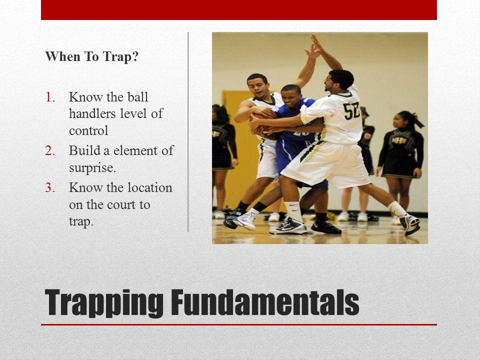 Trapping Fundamentals