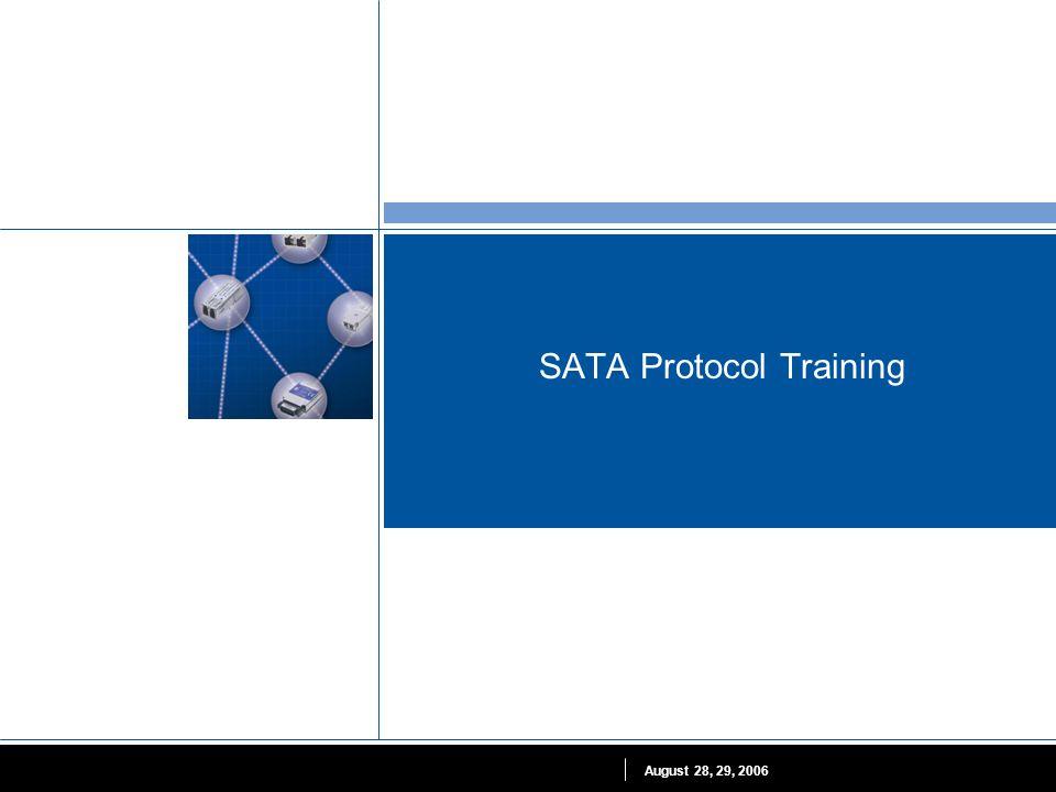 SATA Protocol Training