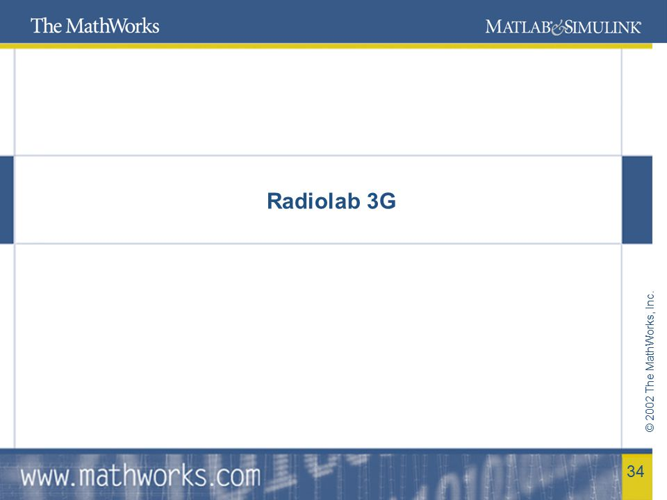 Radiolab 3G