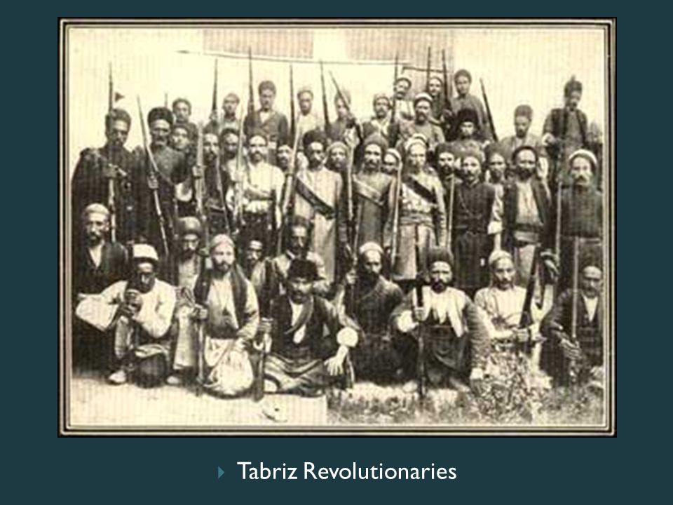 Tabriz Revolutionaries