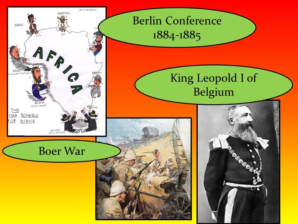 King Leopold I of Belgium