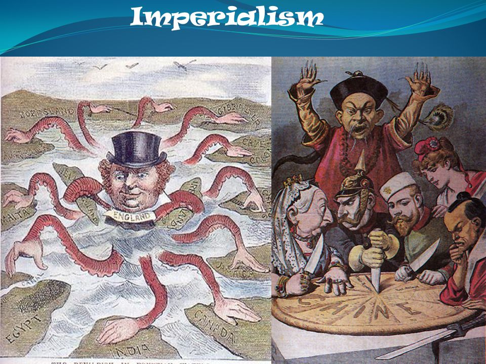 the predominant interpretation for the motives of the new imperialism Essays - largest database of quality sample essays and research papers on causes of new imperialism.