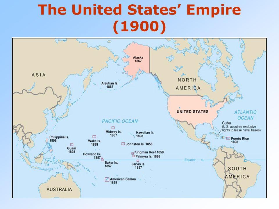 The United States' Empire (1900)