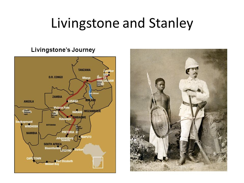 Livingstone and Stanley