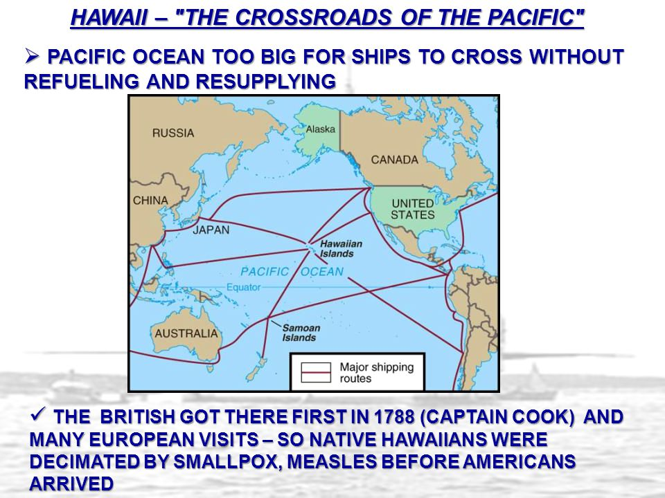 HAWAII – THE CROSSROADS OF THE PACIFIC