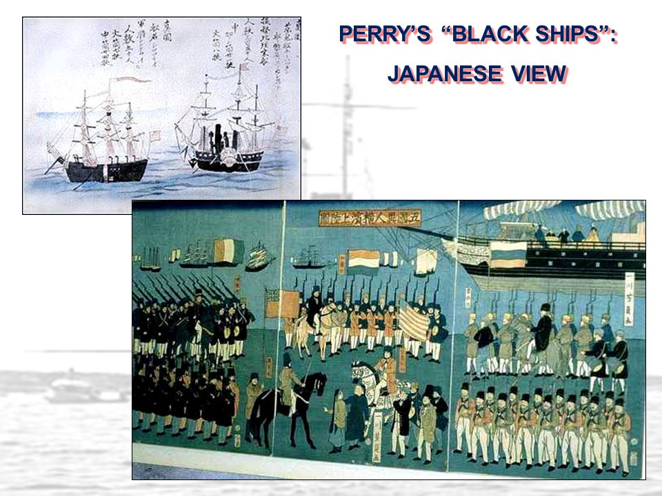 Perry's Black Ships :