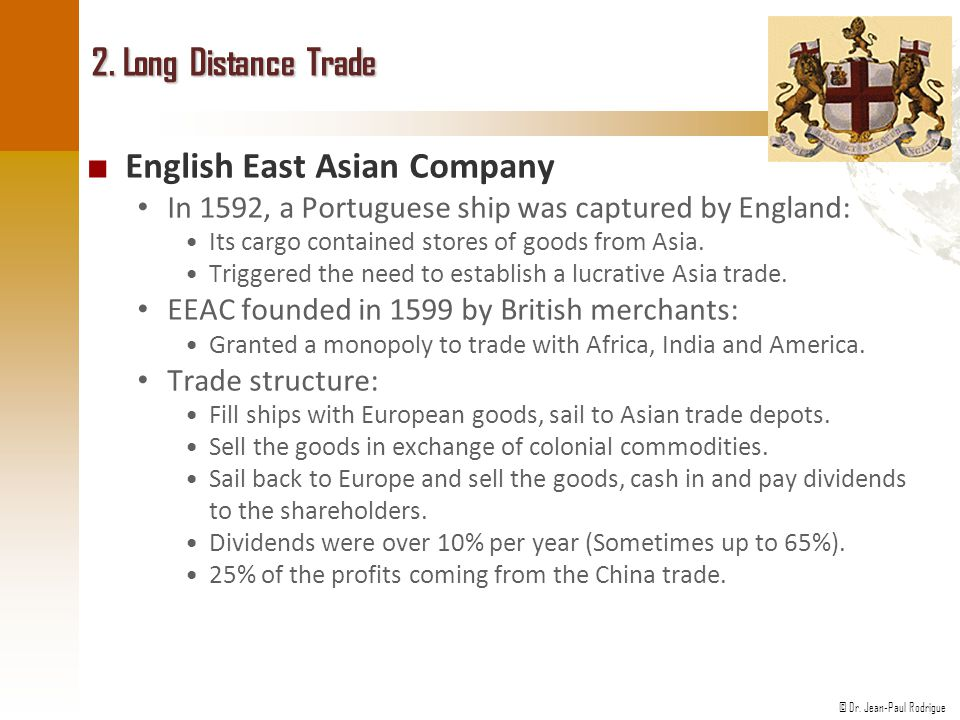 English East Asian Company