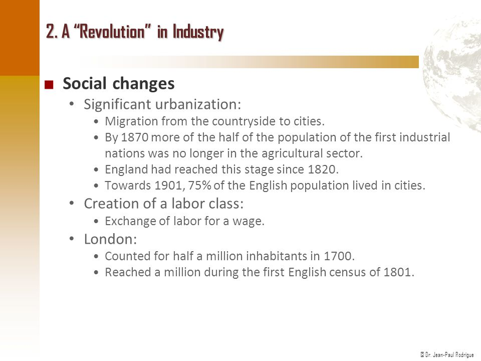 2. A Revolution in Industry