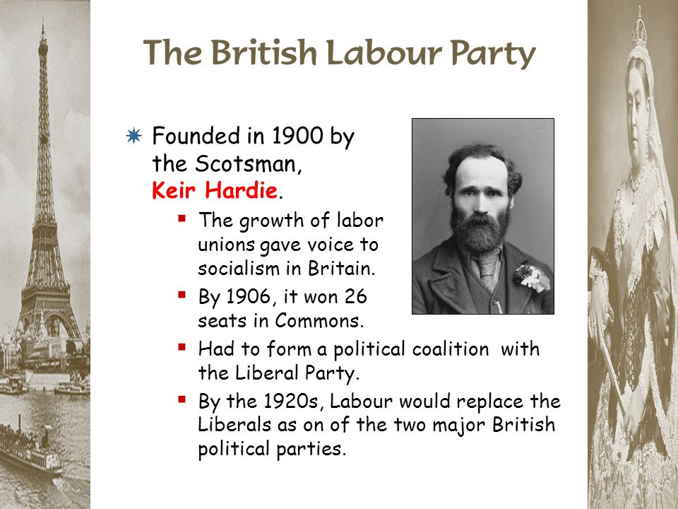 The British Labour Party