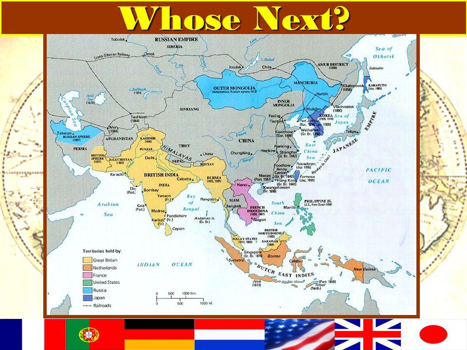 Whose Next