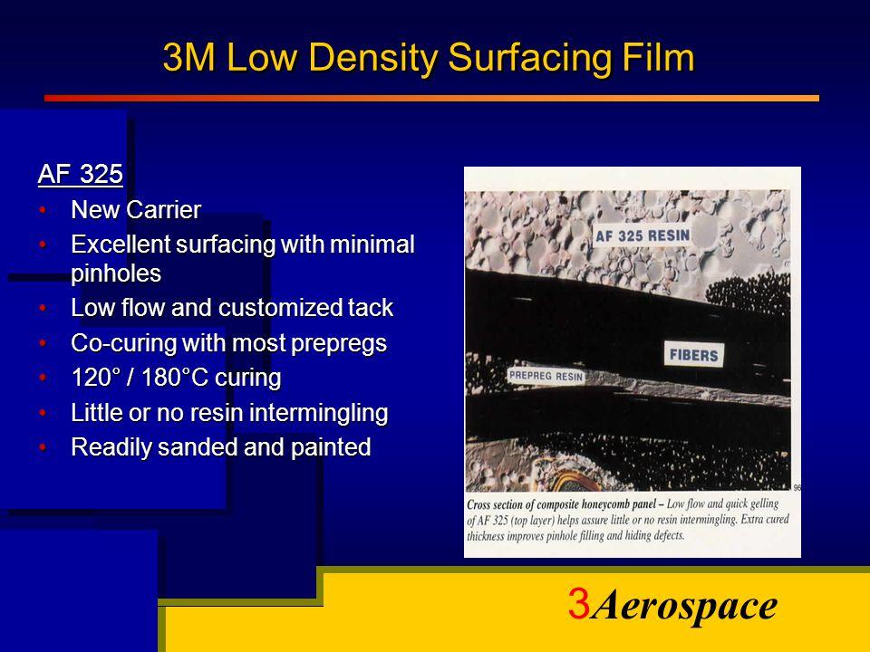 3M Low Density Surfacing Film