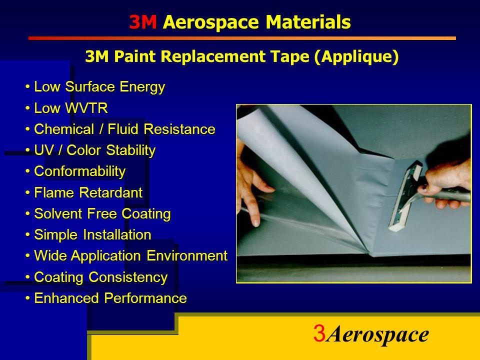 3M Paint Replacement Tape (Applique)