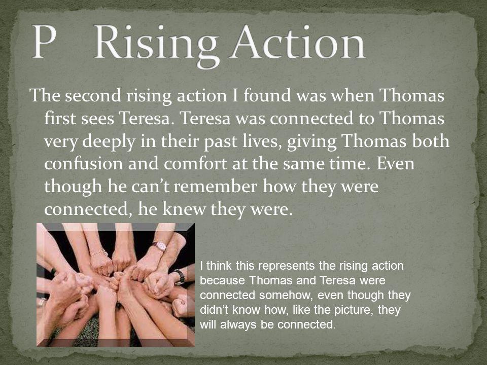 P Rising Action