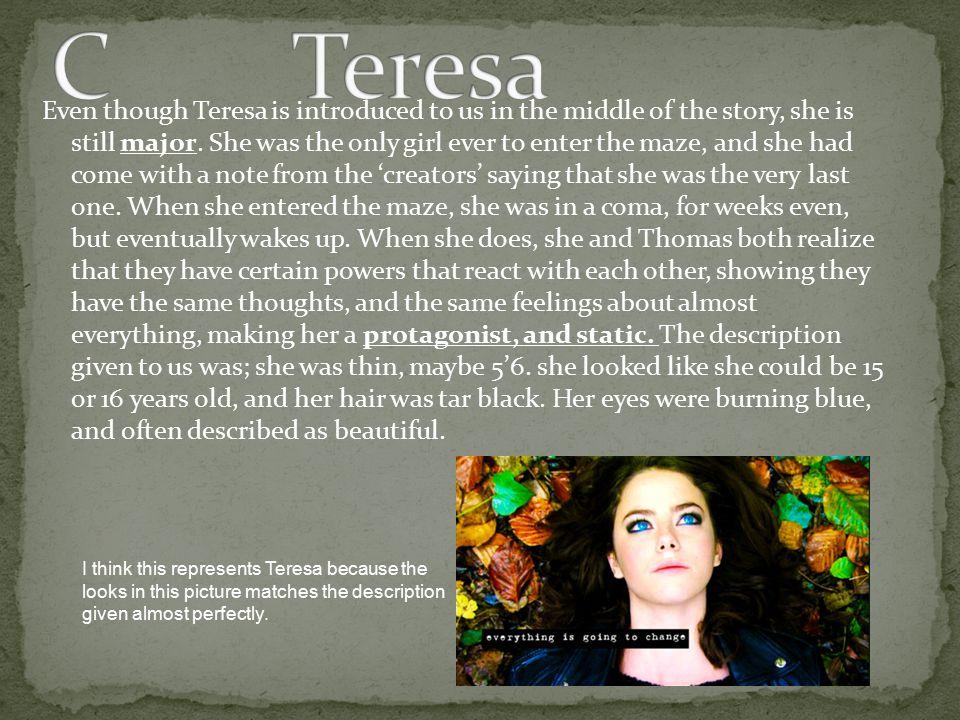 C Teresa