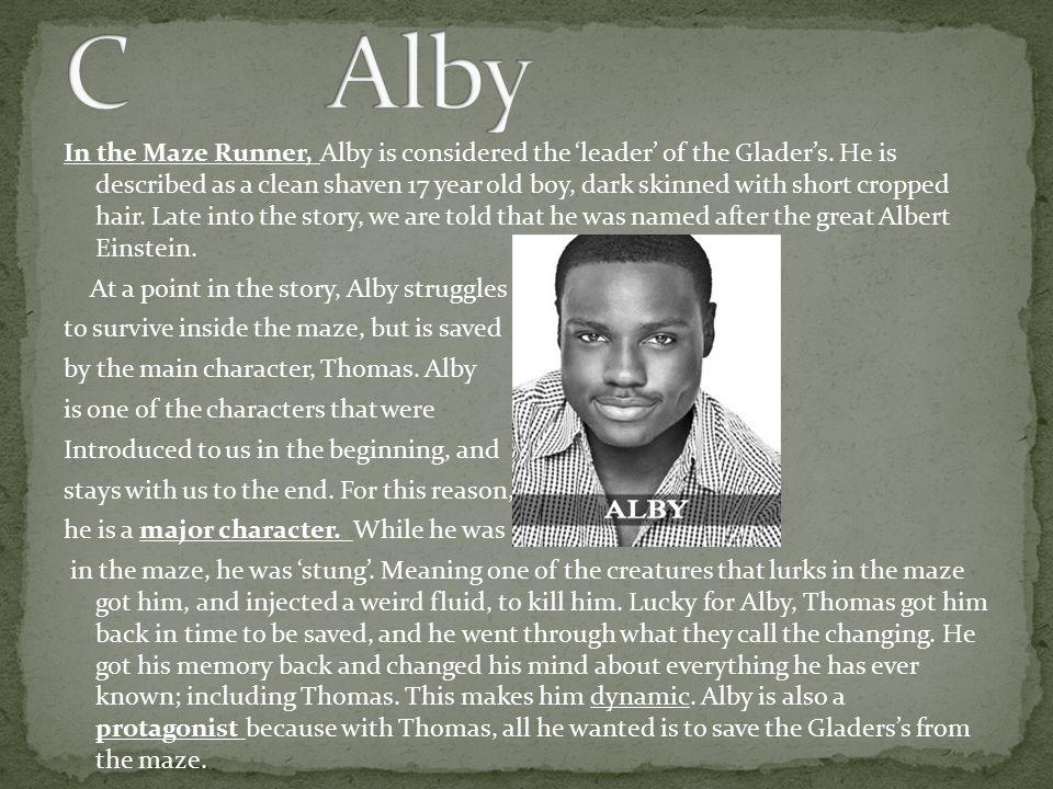 C Alby