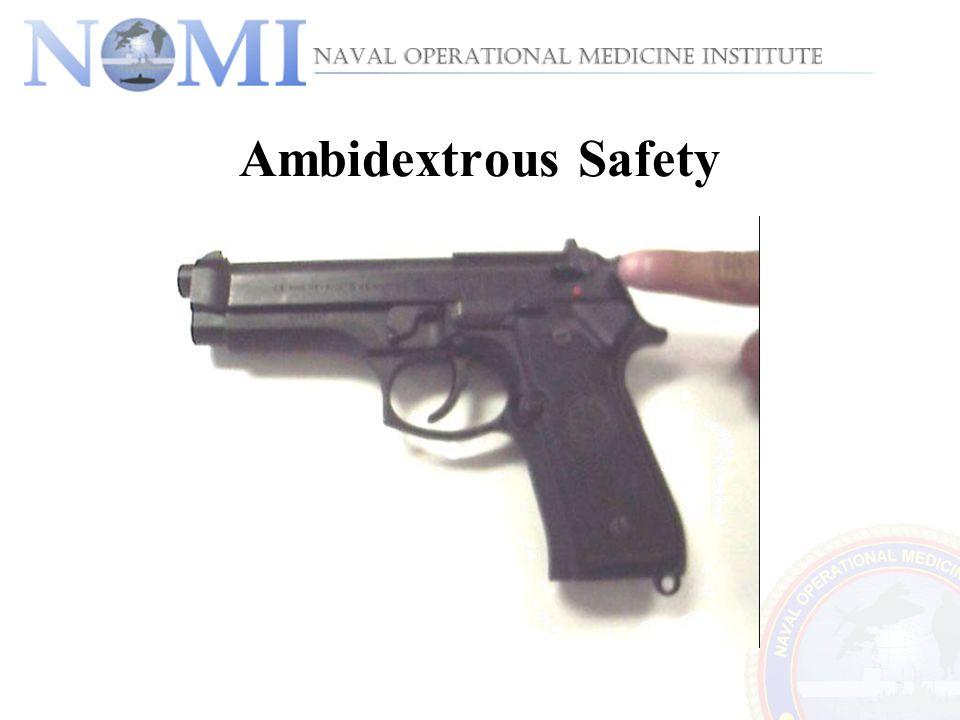 Ambidextrous Safety
