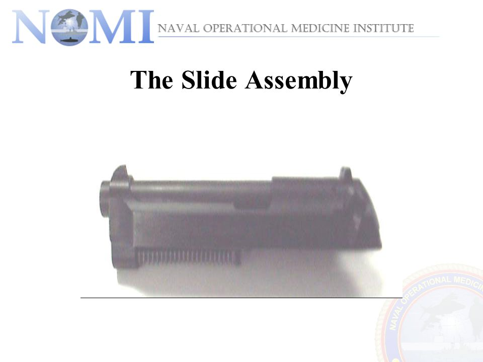 The Slide Assembly