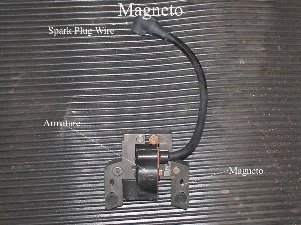 Magneto Spark Plug Wire Armature Magneto