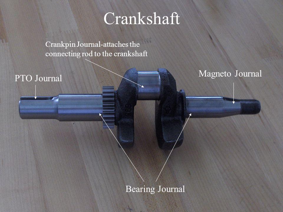 Crankshaft Magneto Journal PTO Journal Bearing Journal