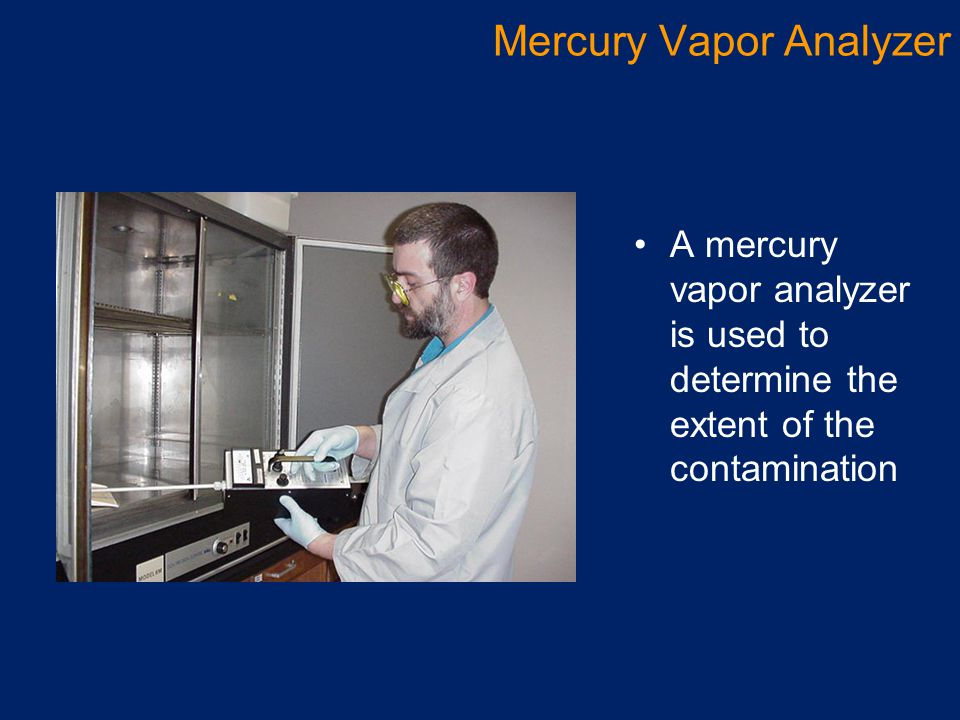 Mercury Vapor Analyzer