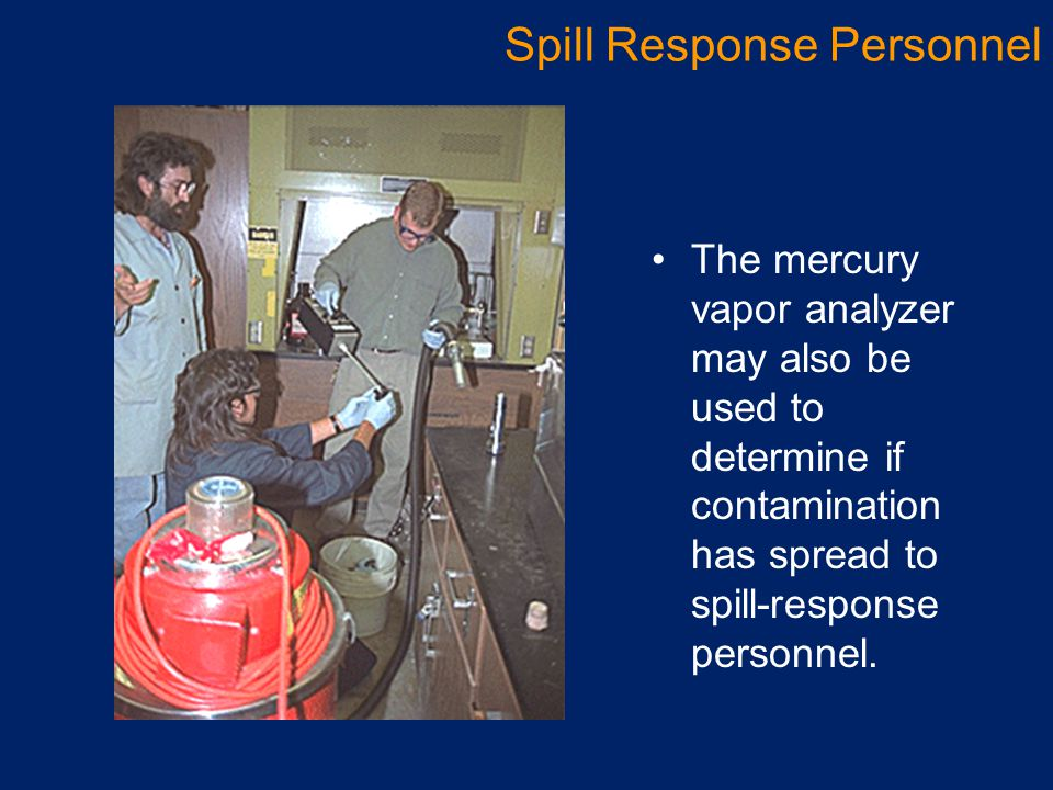 Spill Response Personnel