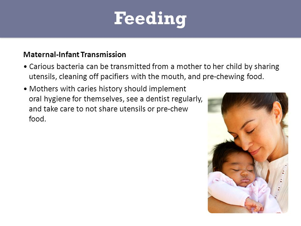 Feeding Maternal-Infant Transmission