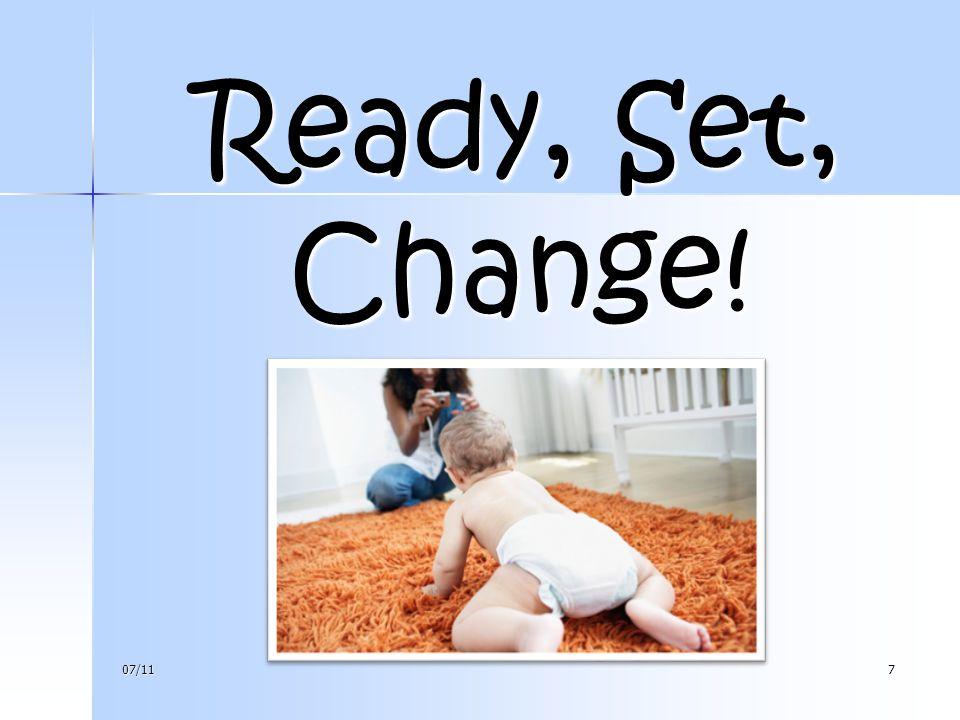 Ready, Set, Change! 4/14/2017.