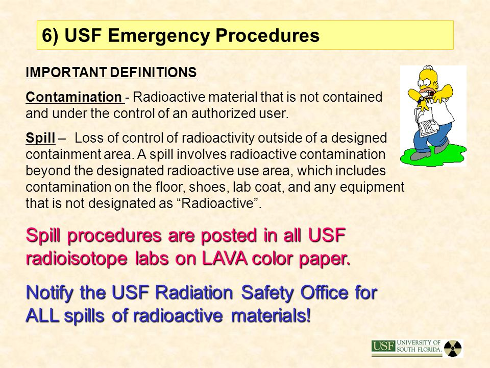 radiation safety policy procedures Radiation safety policies and procedures the written policy and procedures must be available for the holding of patients, use of gonad and scoliosis (if performed) shielding, pregnant patients and operators, personnel monitoring, x.