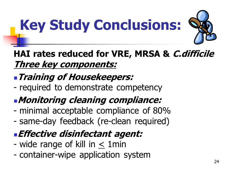 Key Study Conclusions: