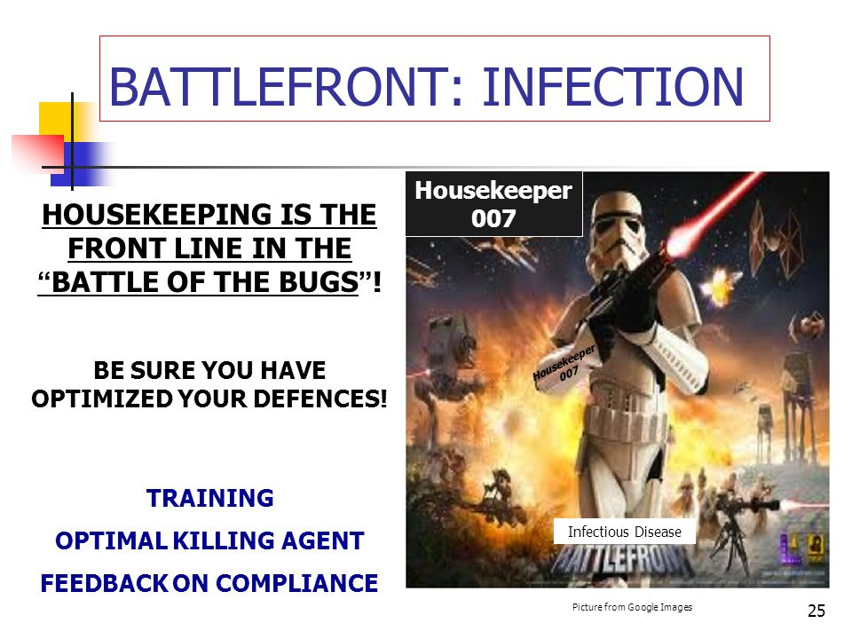 BATTLEFRONT: INFECTION