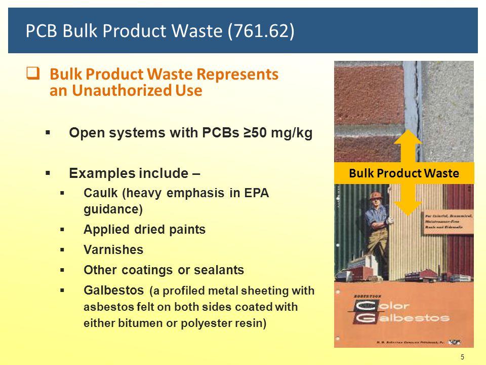 PCB Bulk Product Waste (761.62)