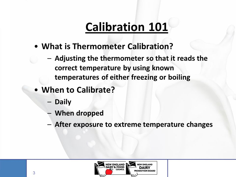 Calibration 101 What is Thermometer Calibration When to Calibrate