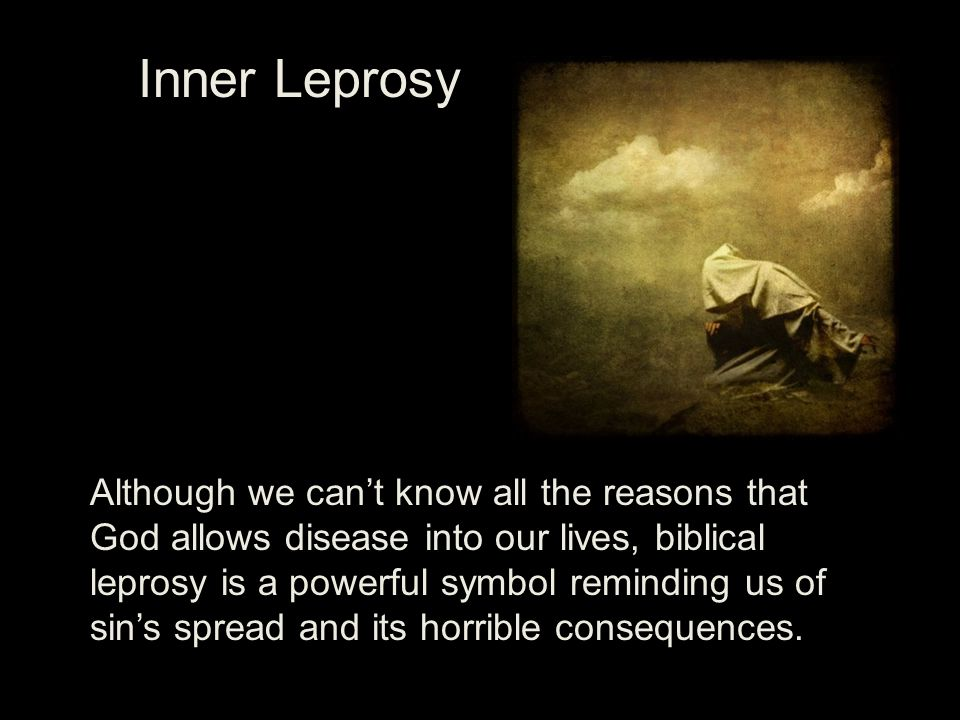 Inner Leprosy