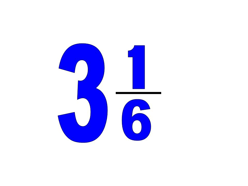3 1 6