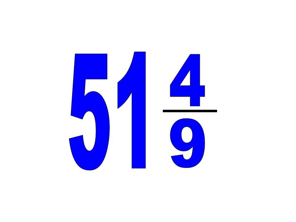 51 4 9