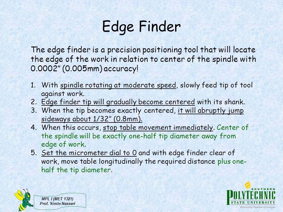 Edge Finder