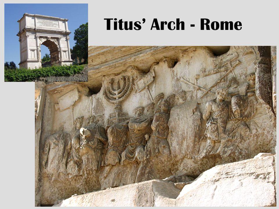 Titus' Arch - Rome