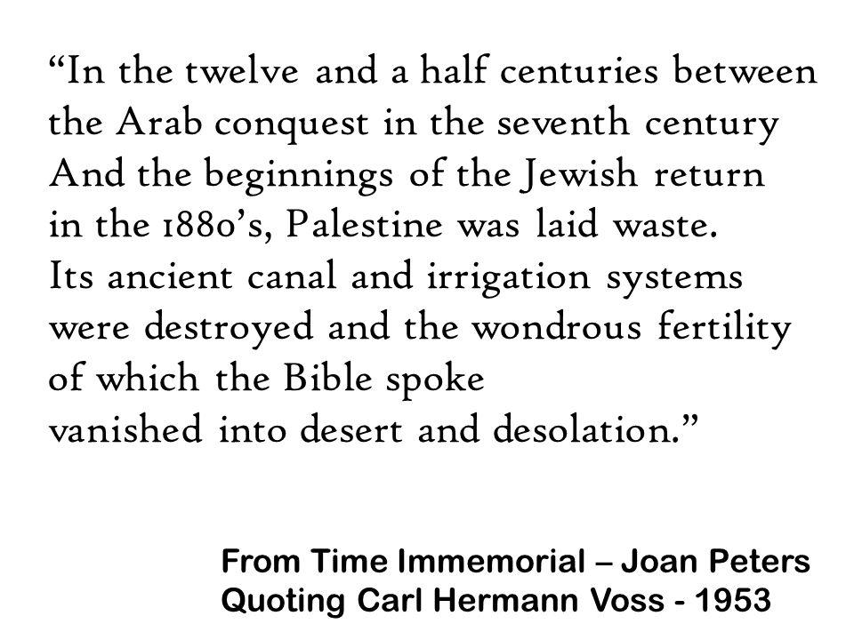 In the twelve and a half centuries between