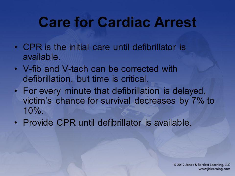 Care for Cardiac Arrest