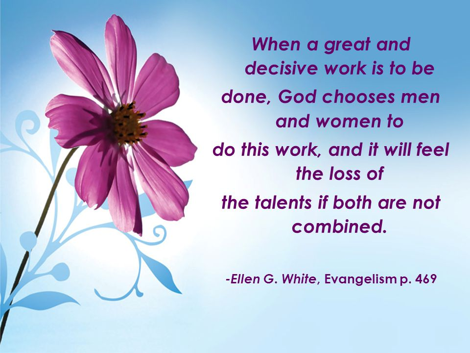 When a great and decisive work is to be
