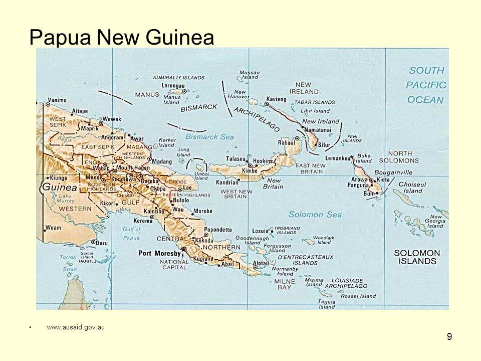 Papua New Guinea www.ausaid.gov.au