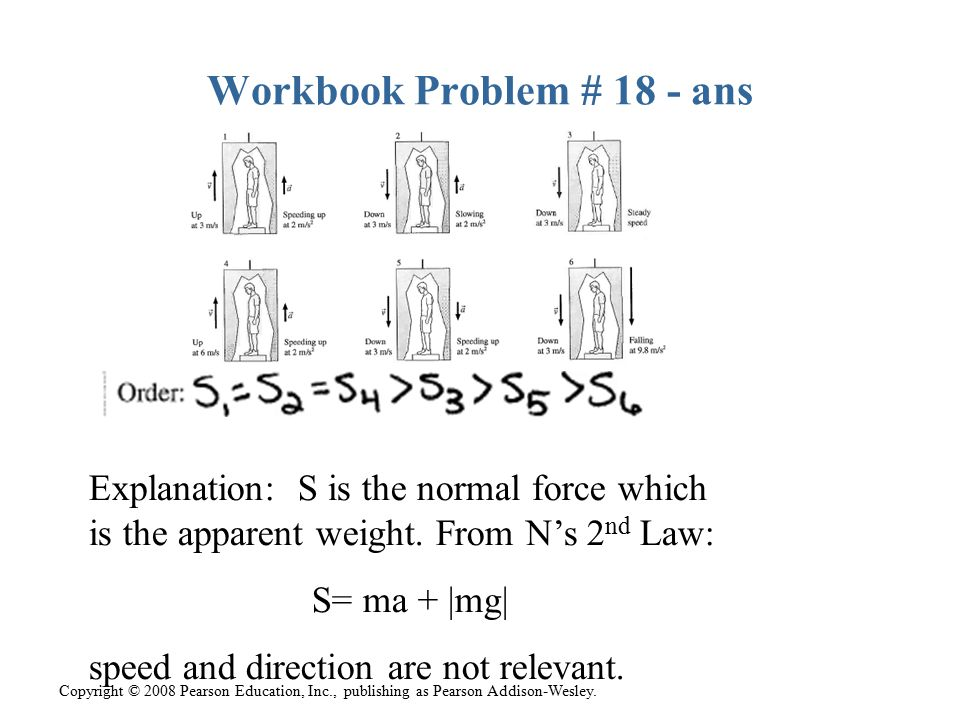 Workbook Problem # 18 - ans