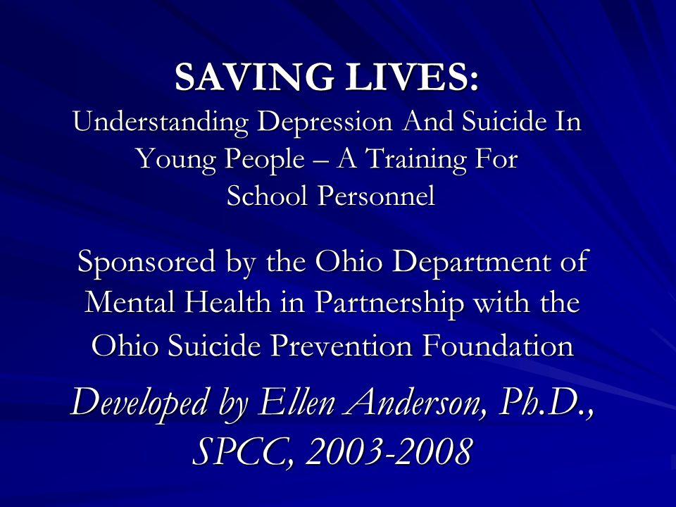 Developed by Ellen Anderson, Ph.D., SPCC, 2003-2008