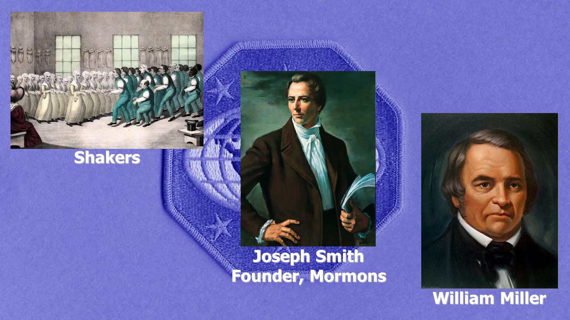 Joseph Smith Founder, Mormons