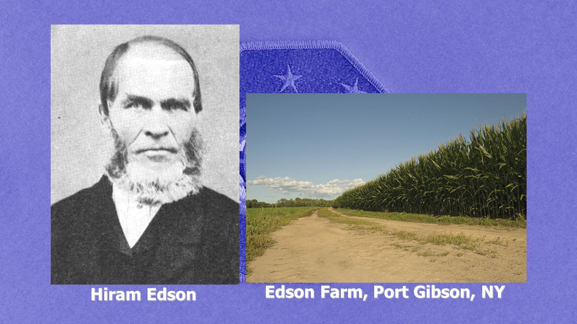 Edson Farm, Port Gibson, NY