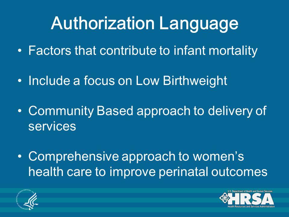 Authorization Language